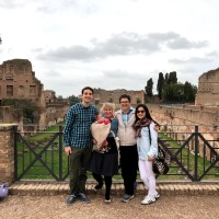 ITALY - DAY 2: PALATINE HILL, ROMAN FORUM, AND VENICE