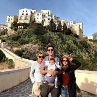 ITALY - DAY 4: SPERLONGA