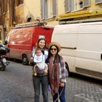 ITALY - DAY 6: WALK AROUND ROME
